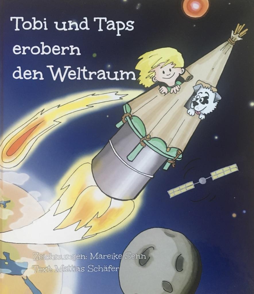 Bilderbuch Tobi & Taps